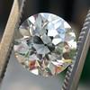 2.05ct Old European Cut Diamond GIA K VS2 23