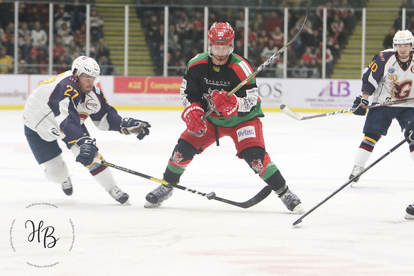 Cardiff Devils vs Guildford Flames 27-10-18