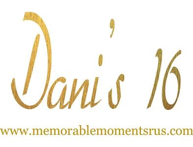 Dani's 16