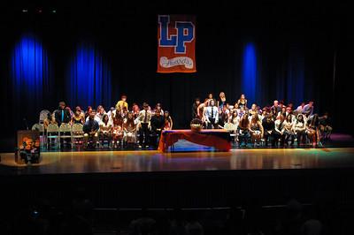 5/28/2009 - Lincoln Park High School  Senior Awards Convocation