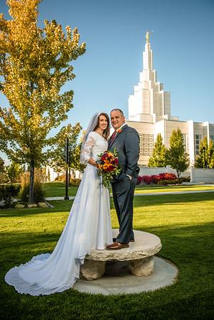 Kimberlee and Chad wedding