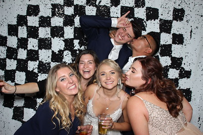 2019-09-28 Greysolon Ballroom Wedding Photo Booth