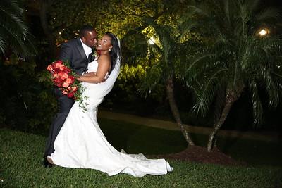 Courtney & Solomon (Jacaranda)