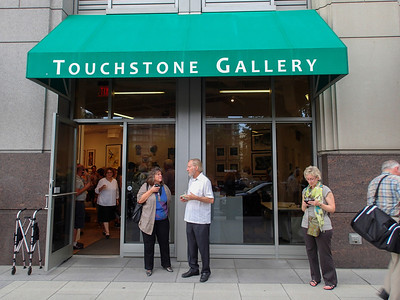 MiniSolos@Touchstone Gallery Opening August 2013