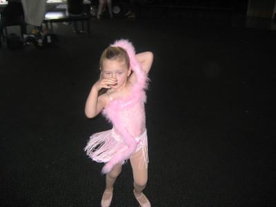 Katie Dance Rehearsal