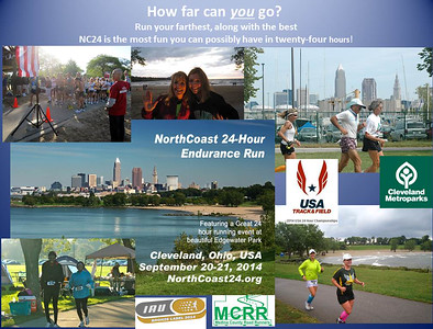 Fall 2014 24 Hour North Coast Endurance Run