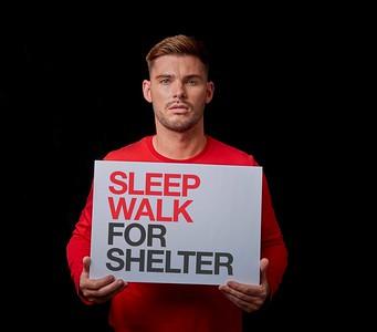 6/11/19 - Kieron Richardson - Sleep Walk for Shelter
