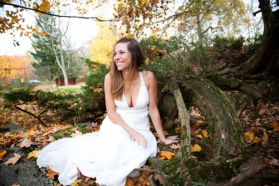 Brooke Trash the Dress