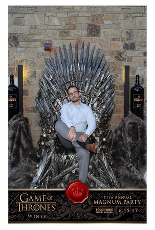 Game of Thrones Wines Magnum Party 2017