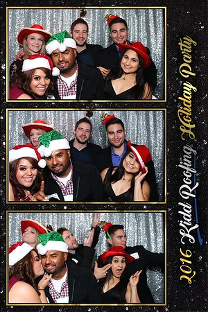 Kidd Roofing Holiday Party 2016