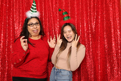 2019-12-08 - USC Dermatology Holiday Party