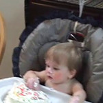 Quinn\'s First birthday