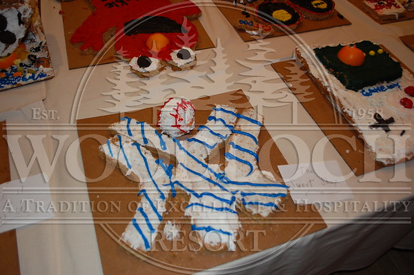 February 22 - Gingerbread Wars