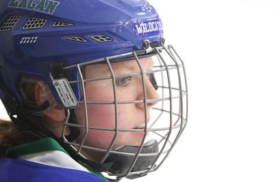 Wildcat Hockey Girls Closeups and Candids