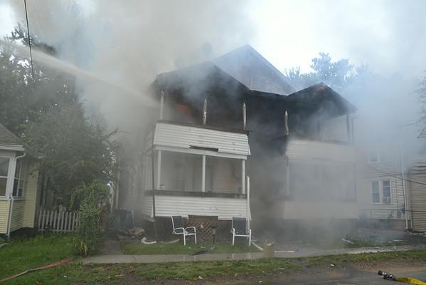 2nd Alarm 88-90 Bosworth St. West Springfield, MA 8/4/14