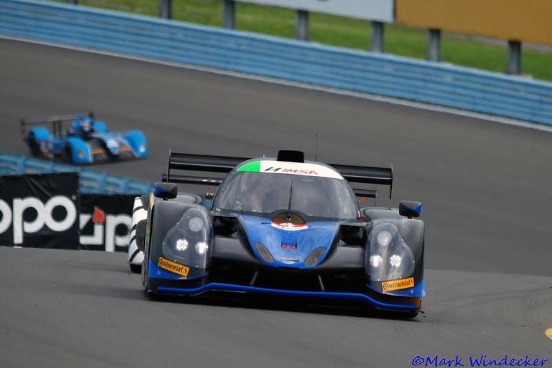10th 4-LMP3 Matthew Dicken ANSA Motorsports Ligier JS P3