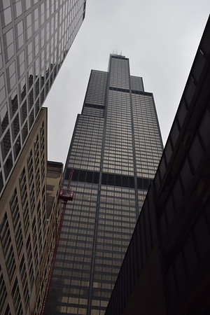 Willis Tower, Chicago transmitter visit