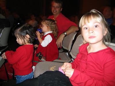 Outings - December 2007