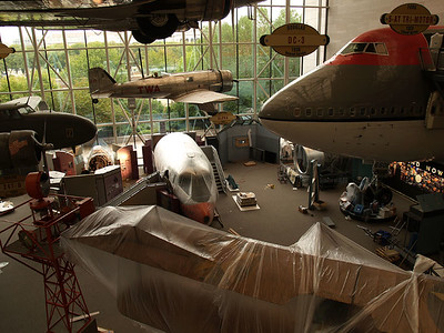 Air and Space Museum takes off