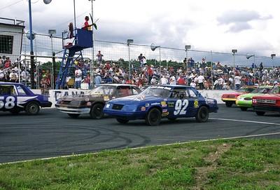 Canaan Fair Speedway-ACT Tour 2001