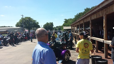 Masonic Fraternity and Masonic Charity Foundation Support - Ride for Hunger - Mulhall OK