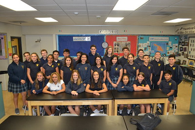 Holy Family Welcomes New School Year