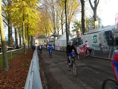 Superprestige Gavere, Belgium 20th Nov 2011