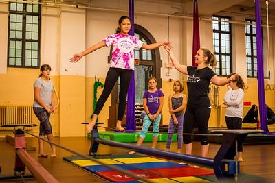 Circus School Camp Promo