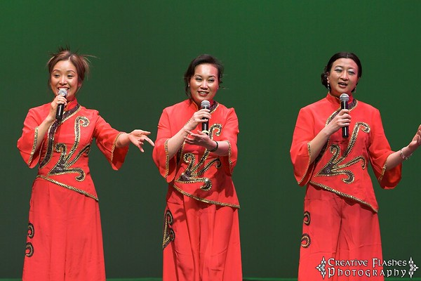 River by Huayin Performing Arts Group Female Choir