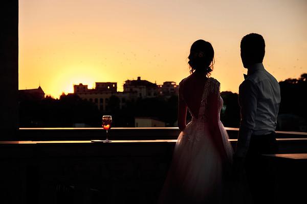 Nuntă Roxana și Adrian - București