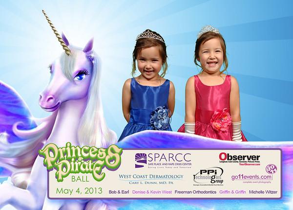 2013 Princess and Pirate Ball