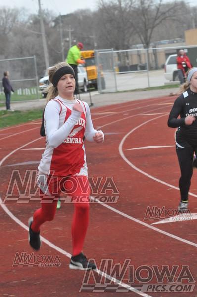 HS Girls Track