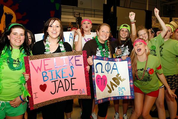 Dance Marathon 2012-Kara