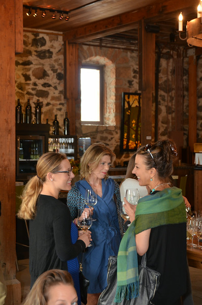 Wine Country Brunch at Ehlers Estate