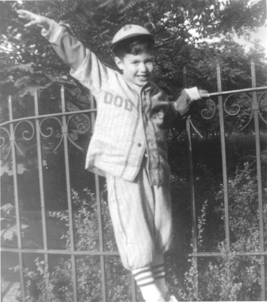 When I was a Brooklyn Dodger fan 1954