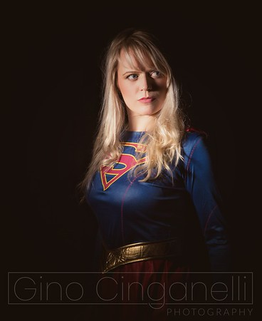 Super Girl  and The Ring with Amanda Harrison