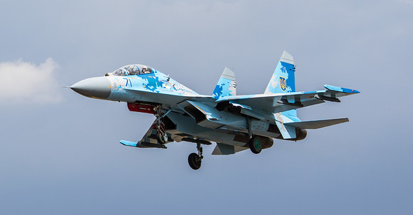 "Sukhoi Su-27 ""Flanker"""