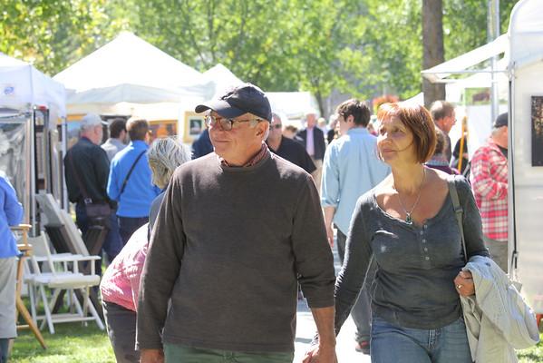 Art and Wine Festival, Woodstock
