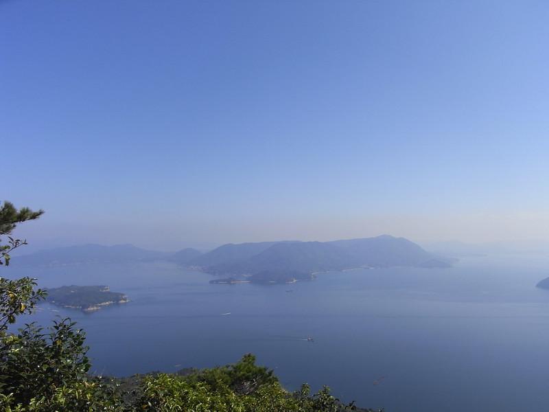 View of Shikoku