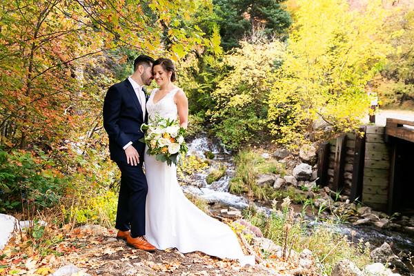 October 6, 2018 - Sarah Laliberte and Steve Downer