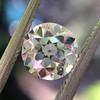 .90ct Old European Cut Diamond, GIA E SI1 7