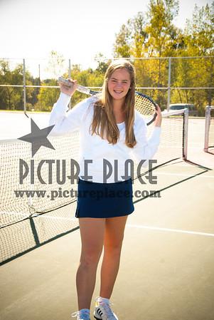 MHS Girls Tennis2012