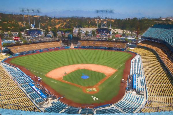 June 25 - Field of Dreams, Dodger Stadium, Los Angeles.jpg