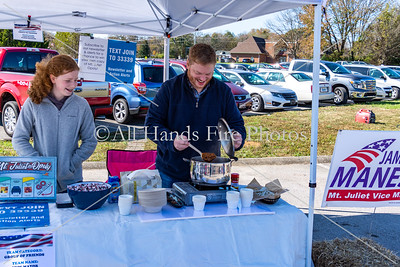 20191102 - 2019 Mt Juliet PD Chili Cook-Off