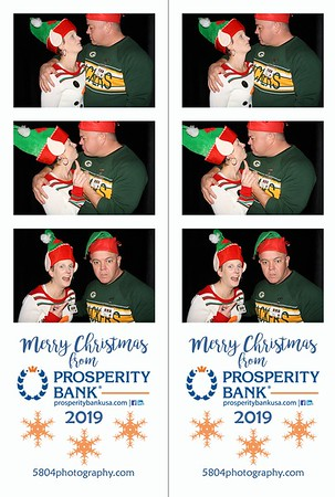 Prosperity Bank Christmas Party