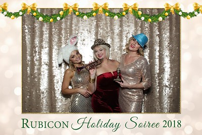 Rubicon Holiday Soiree 2018 #2 @ Renaissance Hotel BR