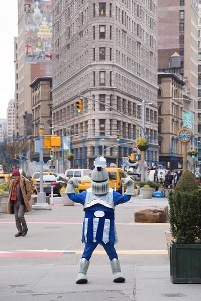 Victor E. Knight in NYC