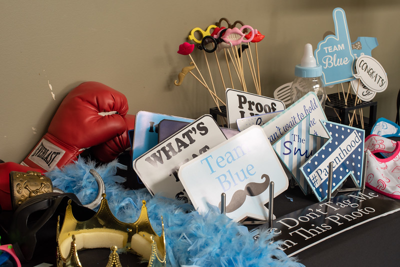Baby Shower Props