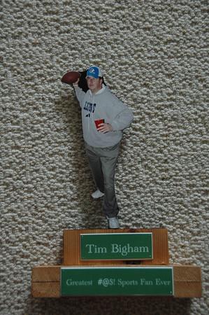 Tim's 57th birthday