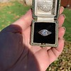 1.11ct Old European Cut Diamond Filigree Ring 43
